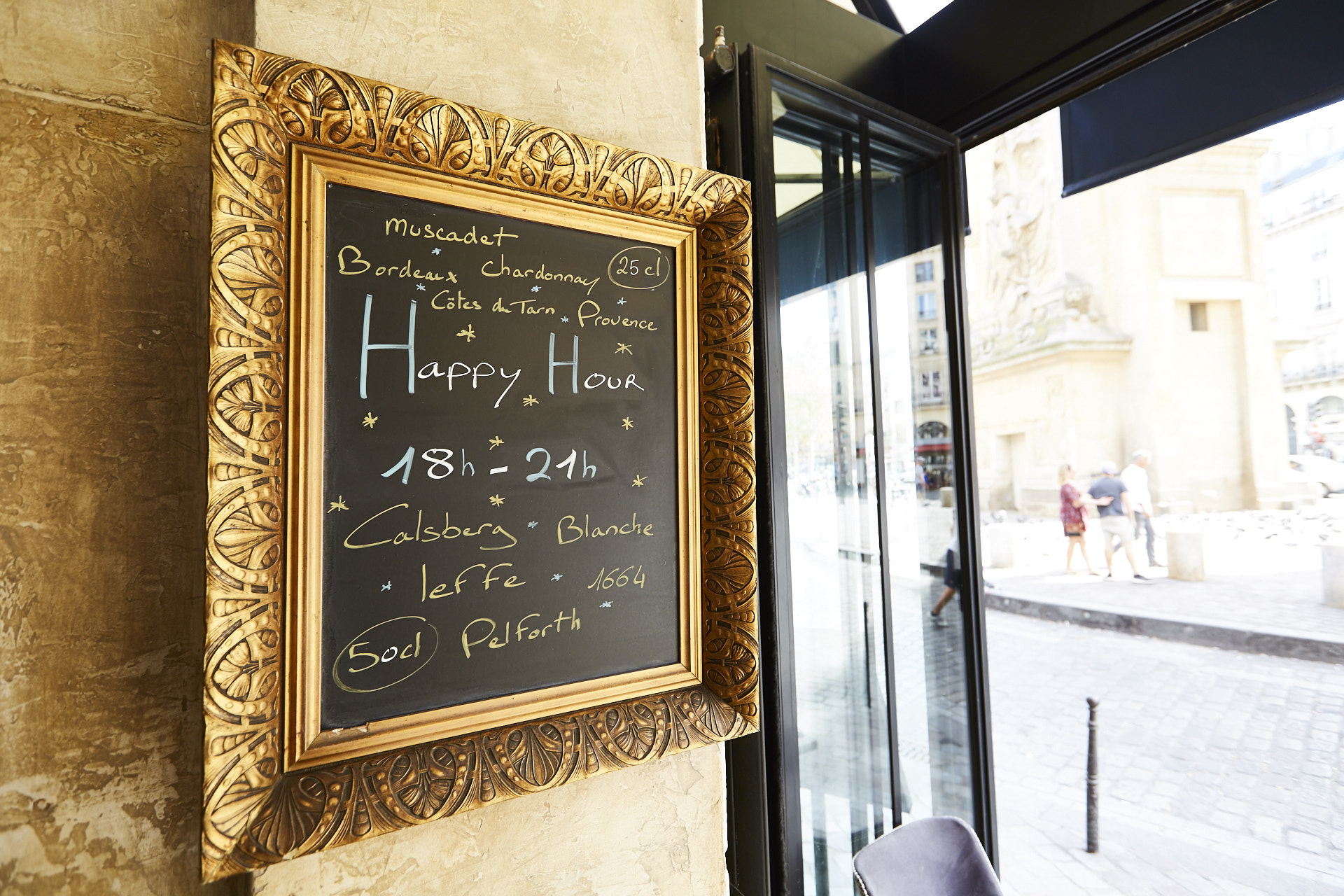 Happy Hour L'Amour Vache Brasserie